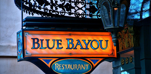 Blue bayou disneyland coupons